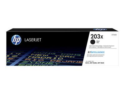 HP 203X High Yield Black Original LaserJet Toner
