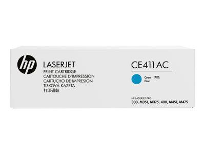 HP TONER CARTRIDGE 305A CYAN