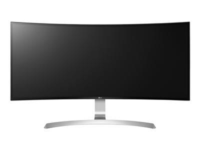 "LG 34UC99-W 34"" 3440x1440 5ms VGA DVI HDMI DisplayPort LED Monitor"