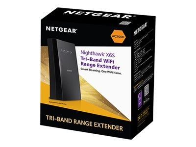 NETGEAR Tri-Band WiFi Gigabit Router