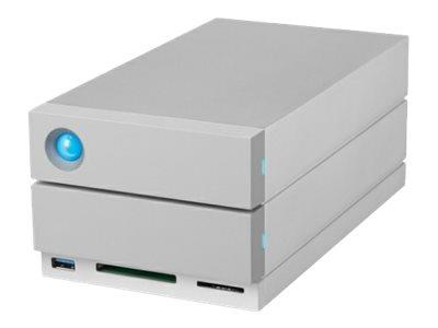LaCie 2Big Dock 16TB Thunderbolt 3