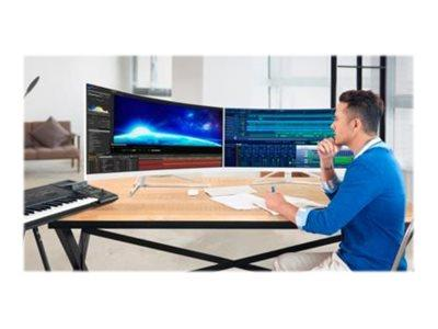 "Philips X-Line 34"" HDMI DisplayPort Monitor"
