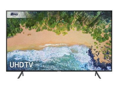 "Samsung 55"" NU7100 4K UltraHD HDR Smart LED TV"