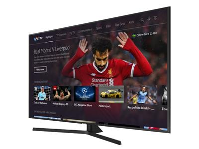 "Samsung 50"" NU7400 4K UltraHD HDR10+ Smart LED TV"