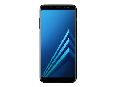 "Samsung Galaxy A8 (2018) 5.6"" 32GB Android - Black"