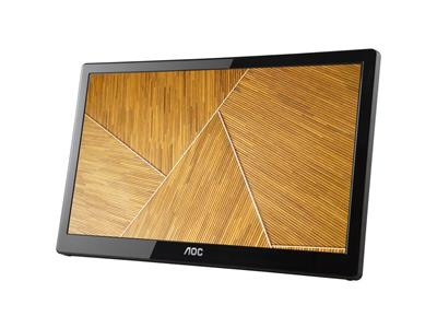 "AOC AOC I1659FWUX  16"" (15.6"" viewable) LED Portable Monitor"