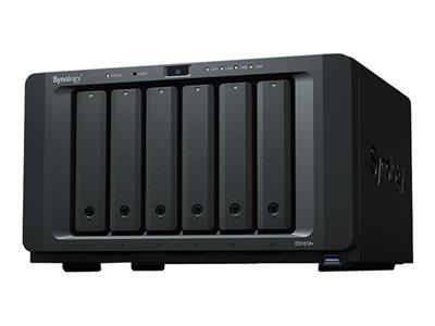 Synology DS1618+/72TB-EXOS (6 x 12TB) 6 Bay NAS