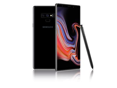 "Samsung Galaxy Note 9 512GB 6.4"" - Midnight Black"