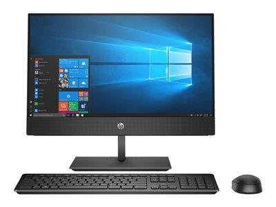 "HP ProOne 600 G4 AIO Core i3-8100 8GB 256GB SSD 21.5"" Windows 10 Pro"