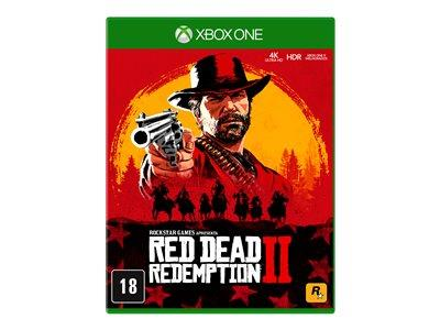 Rockstar Red Dead Redemption 2 - Xbox One