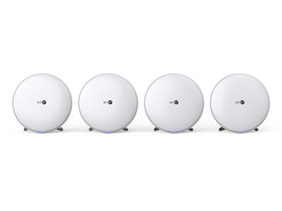 BT Whole Home Wi-Fi Quad Bundle - 1x Twin and 2x Add-on Discs