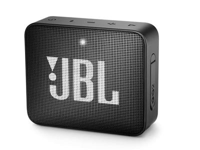 JBL Go 2 Bluetooth Speaker - Black