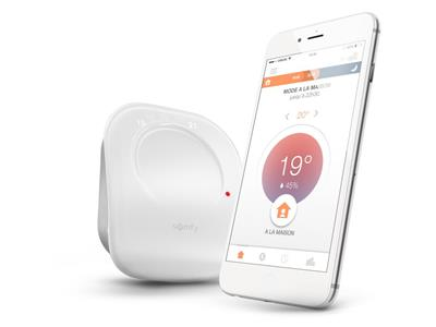 Somfy Connected Thermostat Wired