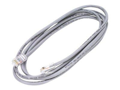 Belkin CAT 5e Assembled uTP Networking Cables Grey 2m