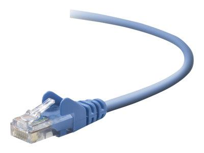 Belkin CAT5e UTP Snagless Patch Cable Blue 5m