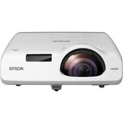 Epson EB-535w Short Throw WXGA 3400 Lumens Projector