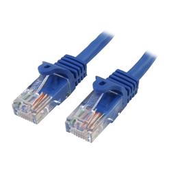 StarTech.com 2m Blue Cat 5e Patch Cable