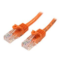 StarTech.com 2m Orange Cat 5e Patch Cable