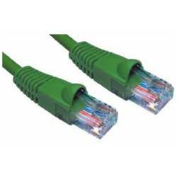 Cables Direct Cat 6 Ethernet Network Green 3m