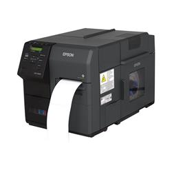 Epson ColorWorks TM-C7500G Industrial Colour Ultrachrome DL Inkjet Label Printer