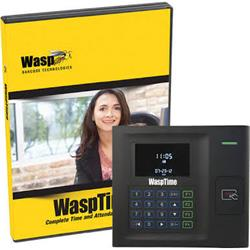 WASP V7 STANDARD W/ HID TIME CLOCK