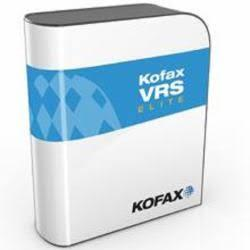 Kofax VRS Elite Desktop Software