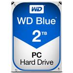 "WD 2TB Blue 2.5"" SATA 5400RPM Internal Hard Drive"