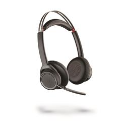 Plantronics Voyager Focus UC B825 Stereo Headset Only No Base (PC + Bluetooth)