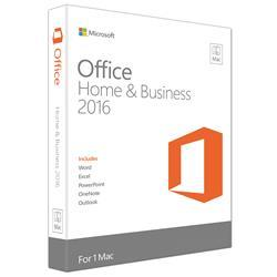 Microsoft Office for Mac Home and Business 2016 - Licence - Download -  ESD, Click-to-Run - Mac