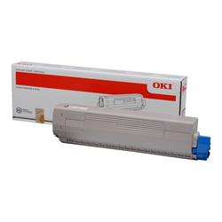 OKI Toner Cartridge Black for MC853/873