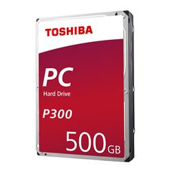 "Toshiba P300 500GB 3.5"" SATA 6Gb/s 7200rpm 64MB High Performance Drive"