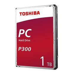 "Toshiba P300 1TB 3.5"" SATA 6Gb/s 7200rpm 64MB High Performance Drive"