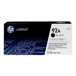 HP 92A Black Original LaserJet Toner Cartridge