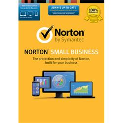 Norton Small Business 1.0 1 User 10 Devices Card