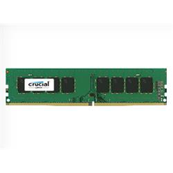 Crucial DDR4 16GB DIMM 288-pin 2400 MHz/PC4-19200 CL17 1.2V registered ECC
