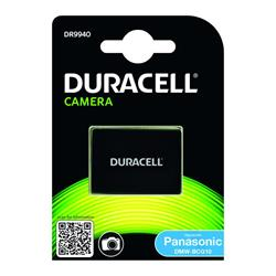 Duracell Digital Camera Battery 3.7v 850mAh 3.3Wh