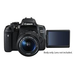 Canon EOS 750D Body Only - No Lense