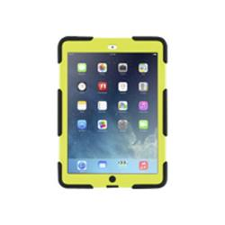 Griffin Survivor for iPad Air - Black/Yellow