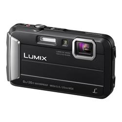 Panasonic DMC-FT30 Black Camera Kit inc 16GB SDHC Class 10 Card & Case