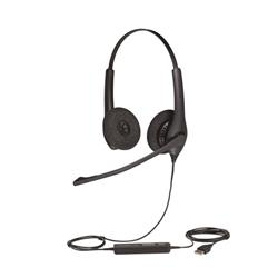 Jabra BIZ 1500 Duo USB Wideband Headset