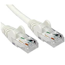 Cables Direct Cat 6 Ethernet Network Cables White 1M
