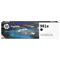 HP 981A Black original PageWide ink cartridge