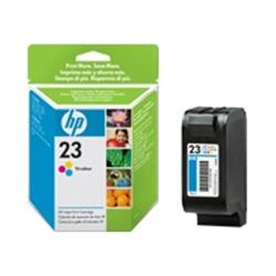 HP 23 Tri-colour Original Ink Cartridge