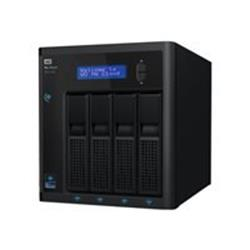 WD My Cloud Pro Series 4100 4bay Diskless Media Server NAS