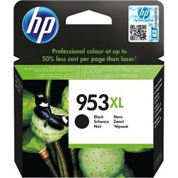 HP 953XL High Yield Black Original Ink cartridge for Officejet