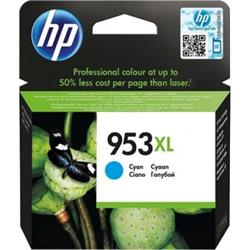 HP 953XL High Yield Cyan Original Ink cartridge for Officejet