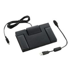 Olympus RS28H USB Foot Pedal With 3 Pedals
