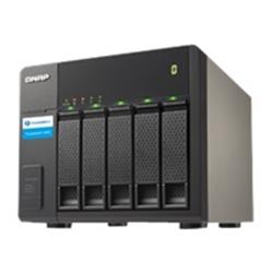 QNAP TX-500P/20TB-RED 5 Bay Desktop NAS