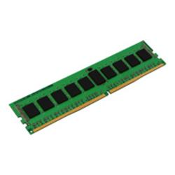 Kingston ValueRAM 16GB DDR4 DIMM 288-pin 2400 MHz/PC4-19200 CL17 1.2V - Registered with Parity - ECC