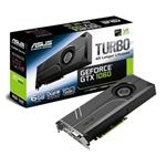 Asus GeForce GTX 1060 TURBO 6GB GDDR5 PCIe3.0 Graphics Card